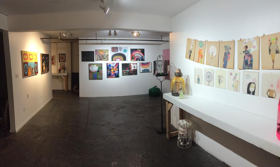 Dogwood Artist Workspace