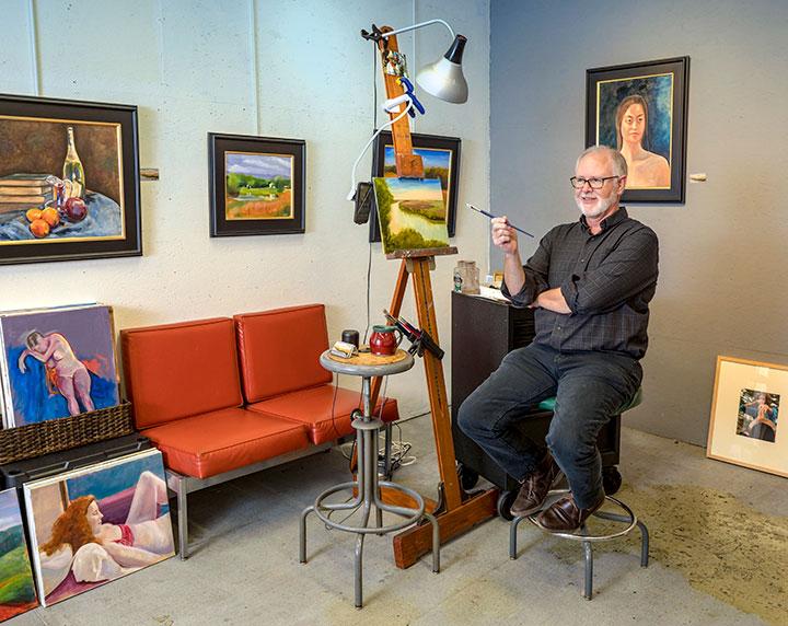 Mike Seat Fine Art